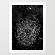 Happy Halloween pt. 1 Art Print