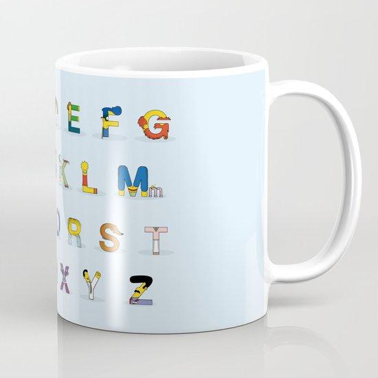 Simphabet Mug
