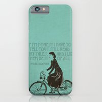 Audrey always knows what to say. iPhone 6 Slim Case