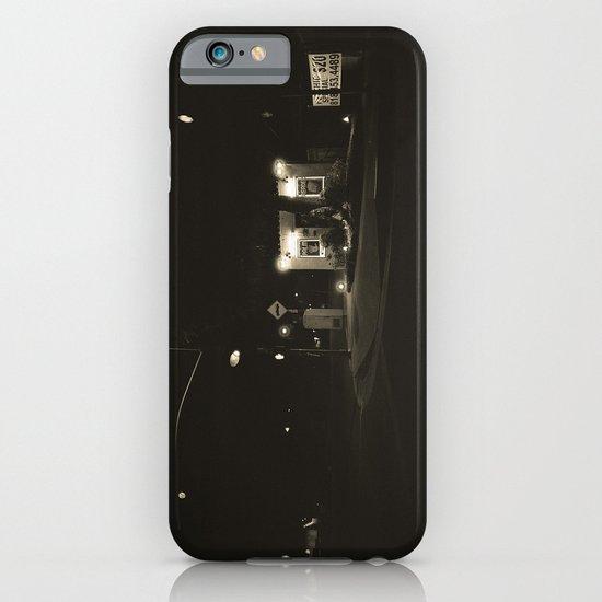 corner palm reading iPhone & iPod Case
