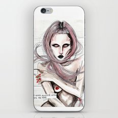 LADY, FAME HOOK*R   iPhone & iPod Skin