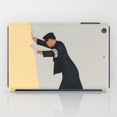 Pushing Boundaries iPad Case