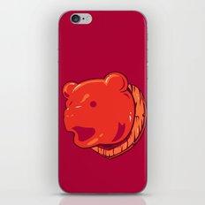 Bear prize iPhone & iPod Skin