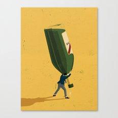 Entrepreneur Canvas Print