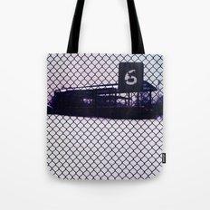 Six  Tote Bag