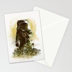 Sunflower Field Stationery Cards