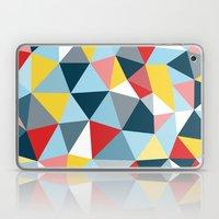 Nautical Tris Laptop & iPad Skin