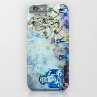 The Small World Experiment iPhone 6 Slim Case