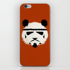 Panda Trooper iPhone & iPod Skin