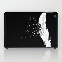 Birds Of A Feather (Blac… iPad Case