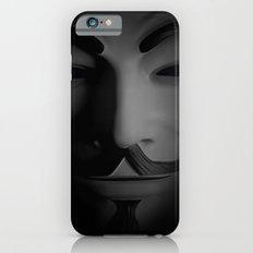 Men in a Mask iPhone 6 Slim Case