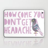 Headache! Laptop & iPad Skin
