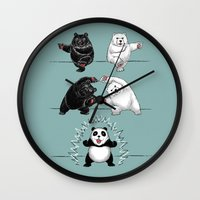 Ultimate Fusion! Wall Clock