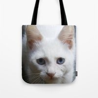 Turkısh Van Cat Tote Bag