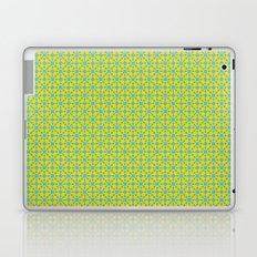 U15: blue atomic Laptop & iPad Skin