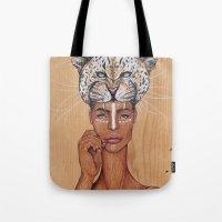 Ayaba of Africa Tote Bag