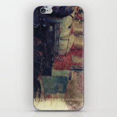 Train iPhone & iPod Skin