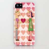 Whole Heart Unicorn iPhone (5, 5s) Slim Case