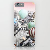 Balloon Travel iPhone 6 Slim Case