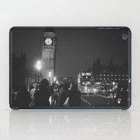 London Tourist iPad Case