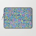 infinite scribbles Laptop Sleeve