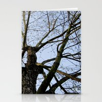 Youth Upon My Limbs I Stationery Cards