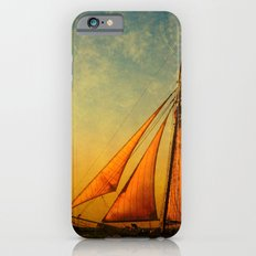 The America in Key West is Leaving for Sunset iPhone 6 Slim Case