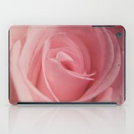 Pink Rose iPad Case