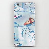 Shallow Water iPhone & iPod Skin