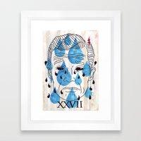 TWENTYSEVEN Framed Art Print