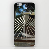 Rings, Strings, And Thin… iPhone & iPod Skin