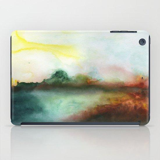 Mourning Morning iPad Case