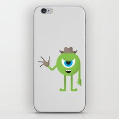 Mike / Freddy iPhone & iPod Skin