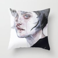 Coming True Throw Pillow