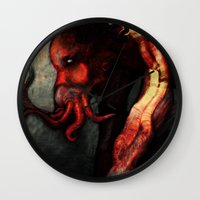 Are You There Cthulu? It… Wall Clock