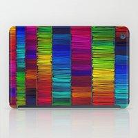 Prismatic Rainbow (Reverse) iPad Case