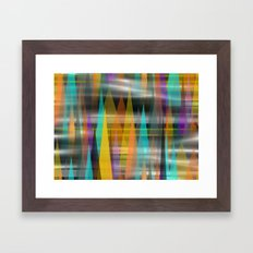 Abstract Complexity Framed Art Print