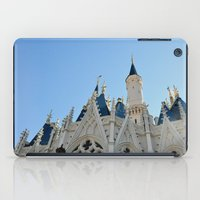 Cinderella's Castle I iPad Case