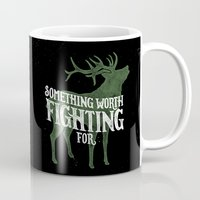 Something Worth Fighting… Mug