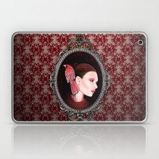 Dame Kardinal fig2 Laptop & iPad Skin