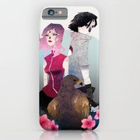 Glory And Gore Go Hand A… iPhone 6 Slim Case