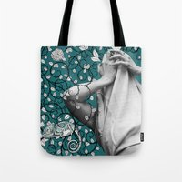 Mindblown. (chameleon) Tote Bag