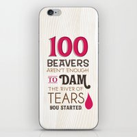 river of tears iPhone & iPod Skin