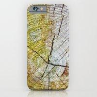 Tree rings iPhone 6 Slim Case