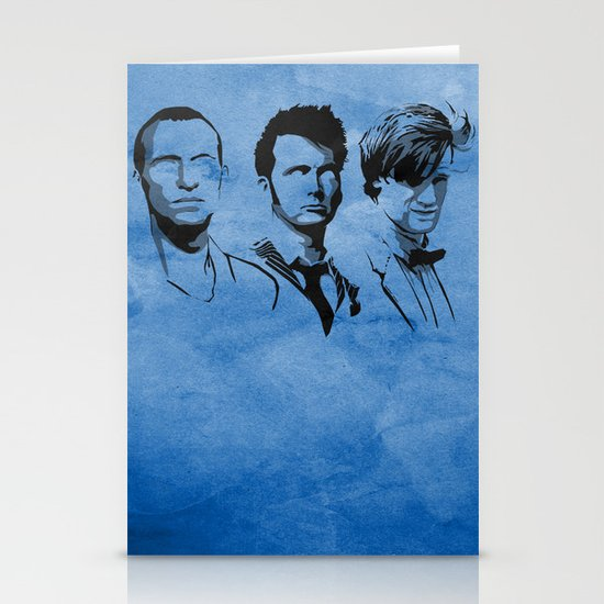 The Doctor Stationery Card