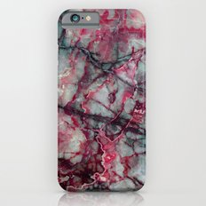 Grey Marble iPhone 6 Slim Case