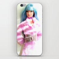 Lavender Lovely iPhone & iPod Skin