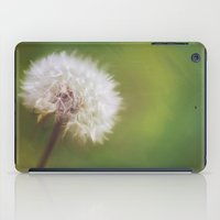 Beauty Beneath It iPad Case
