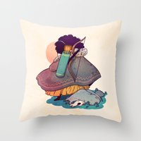 Sisters 1/5 Throw Pillow