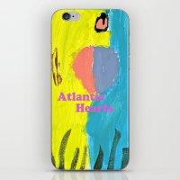 Atlantic Hearts iPhone & iPod Skin